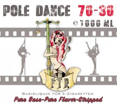 FTR Pole Dance Base - 70/30 in 1000ml
