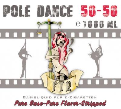 FTR Pole Dance Base - 50/50 in 1000ml