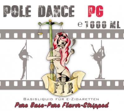 FTR Pole Dance Base - pure PG 99,9% in 1000ml