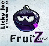 Die FruiZees - Licky Joe 15ml Fill up