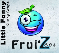 Die FruiZees - Little Fanny 12,5ml Fill up