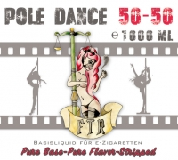 FTR Pole Dance Base - 50/50 in 1000ml