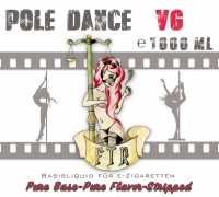 FTR Pole Dance Base - pures VG 99,9% in 1000ml